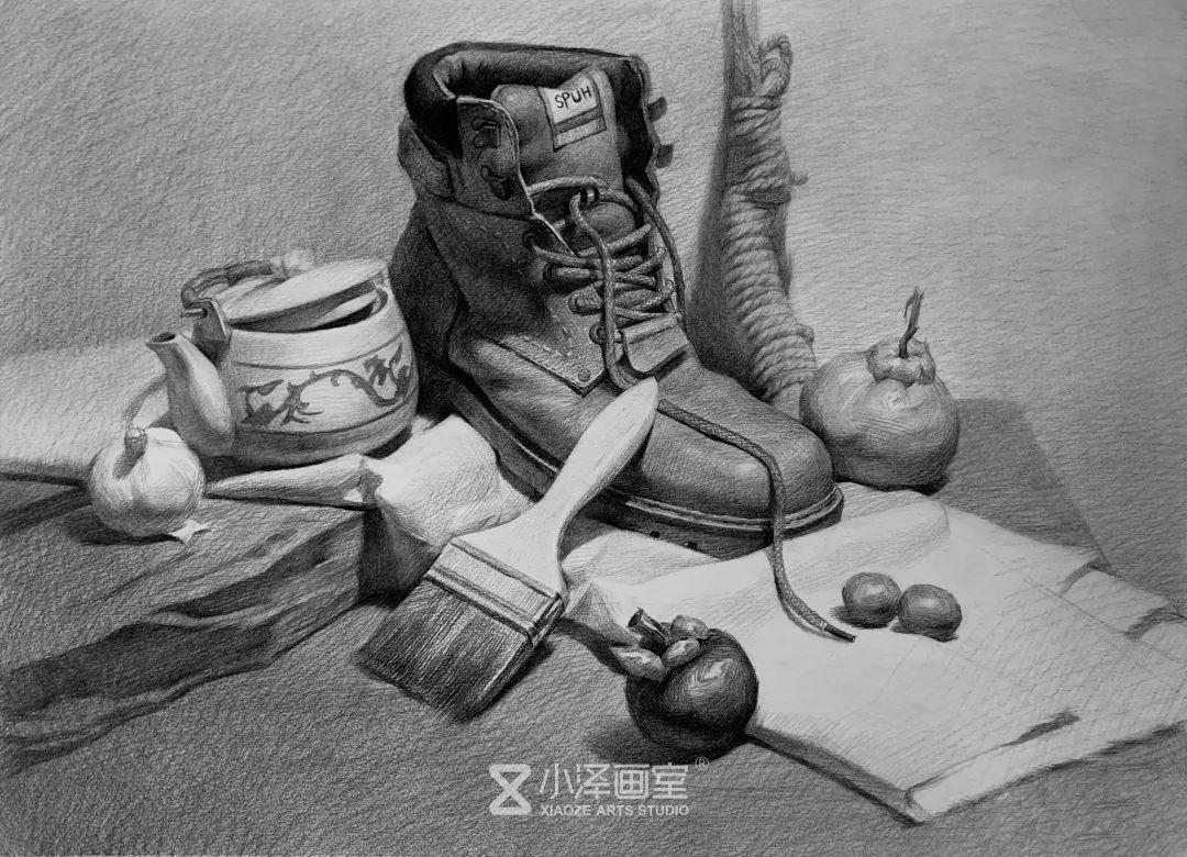 山东素描怎么考,小泽画室师资,美术高考