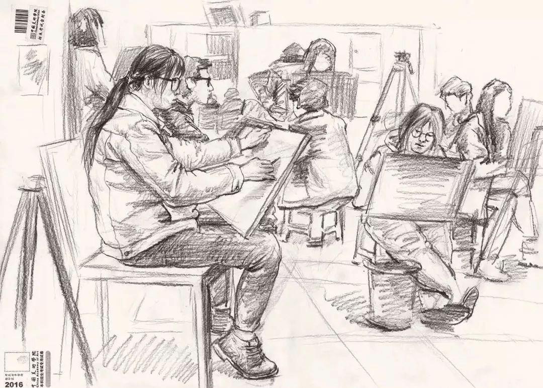 广州美术集训班