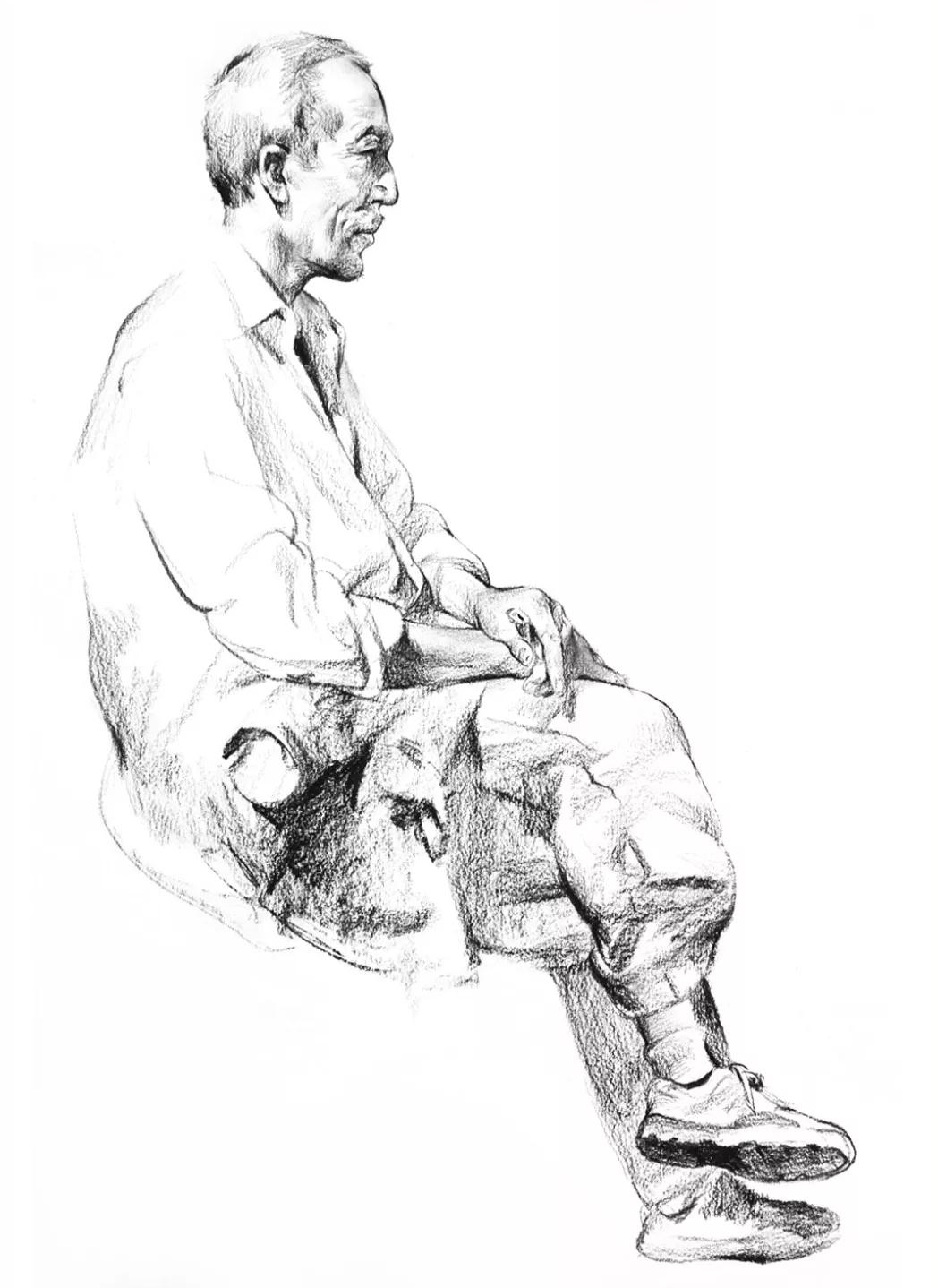 速写,广州美术画室培训