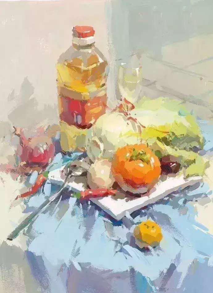 广州画室美术辅导班:画好色彩作品,该注意的问题有哪些?