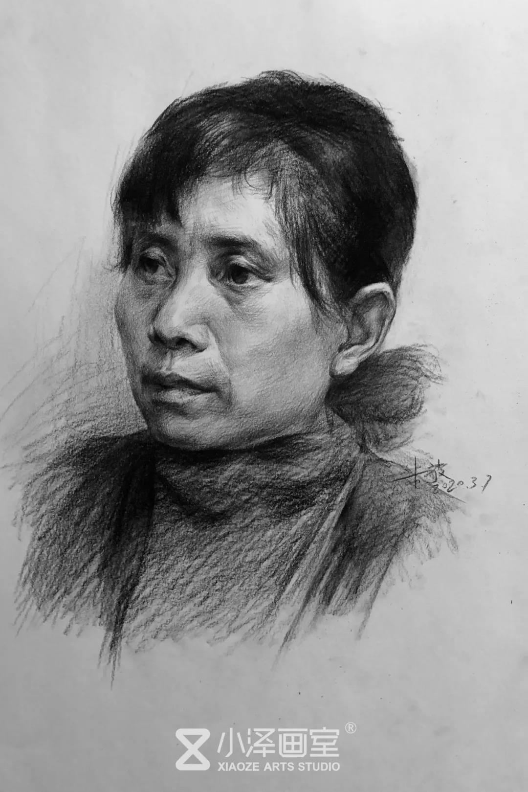 美术培训教师,郑州小泽画室素描教师