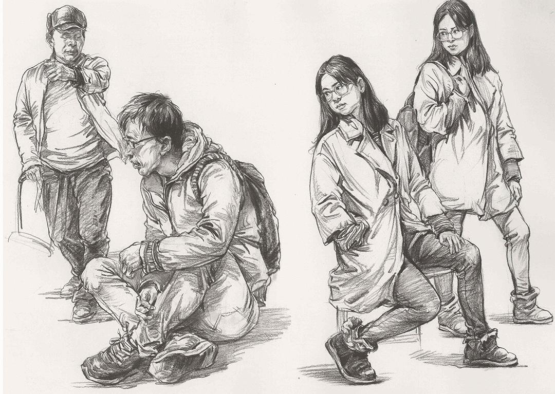 广州画室,美术培训