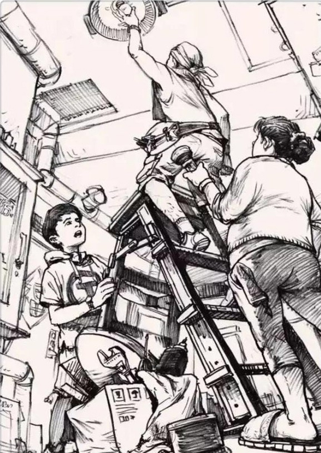 广州高考美术画室,一尚美术教育