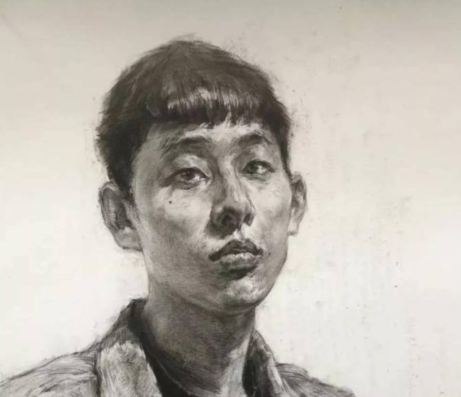 广州画室,广州画室素描头像