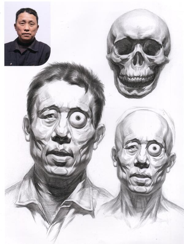 美术集训,广州画室