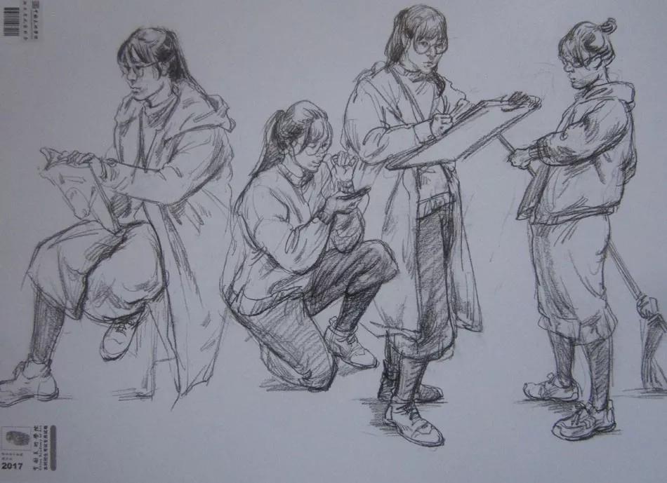 广州画室,美术集训
