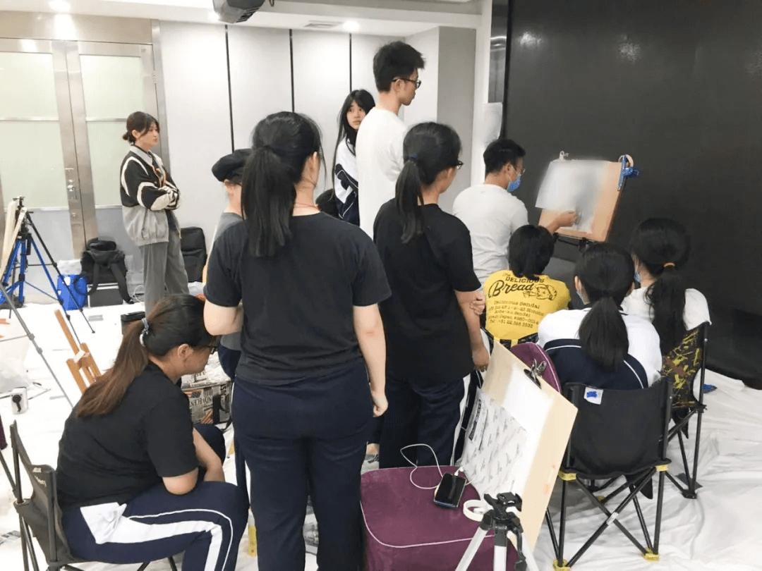 广州画室,美术集训,美术生