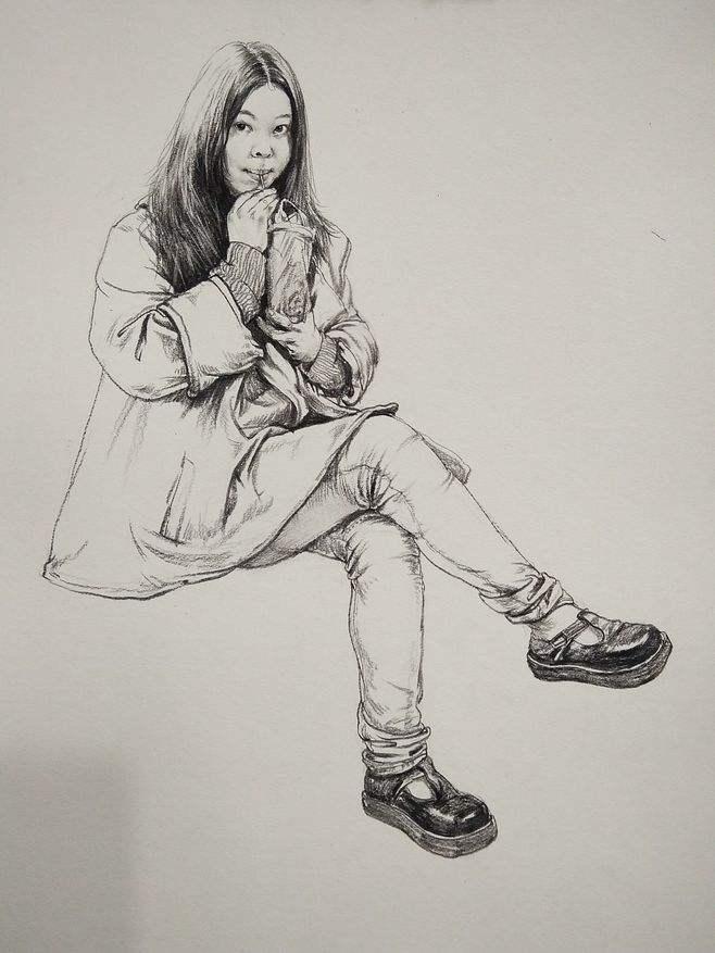 广州画室,广州画室集训,什么是速写