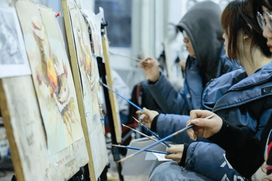 美术生,高考美术生,美术高考,美术集训
