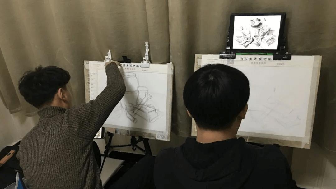 济南小泽画室,美术联考,美术高考培训
