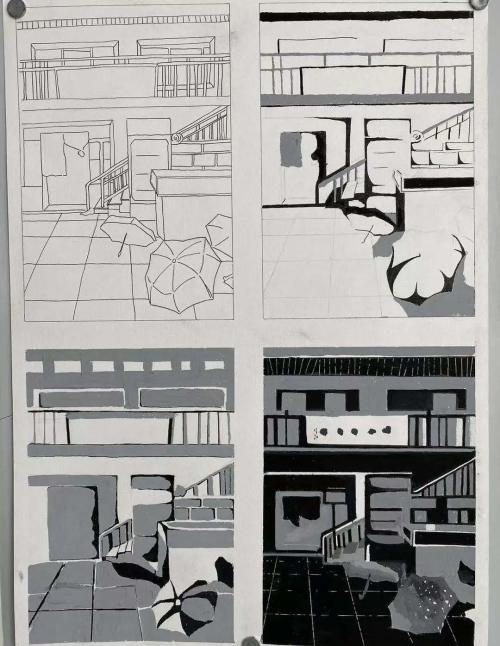 小泽画室,美术高考画室,美术高考培训