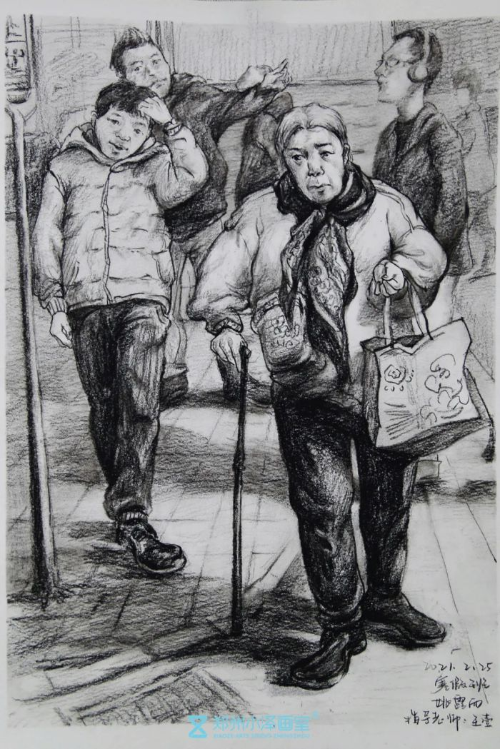 郑州小泽画室,郑州画室
