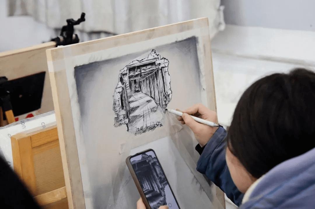 高考培训画室,美术高考画室,小泽画室