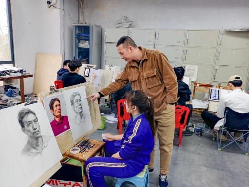 一尚美术教育,北斗星美术教育,广州画室