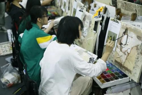美术校考,广州画室,美术高考画室