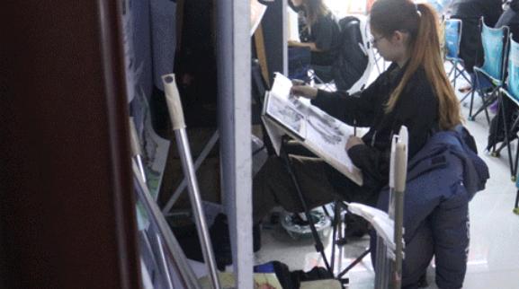 济南画室,山东画室,美术高考培训
