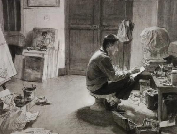 中央美术学院,北京画室,央美高考画室