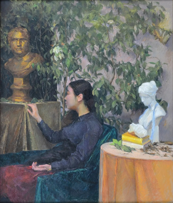 西安美术学院,造型基础,美术作品