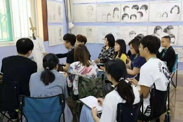 济南画室,济南美术高考,济南美术培训