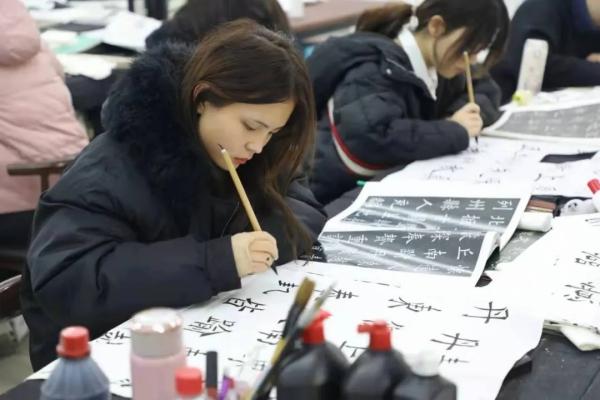 中国书法教育,山东画室,济南画室排名