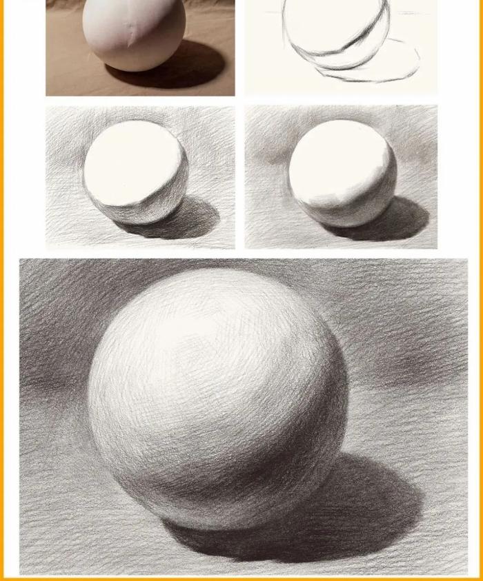 美术高考集训,素描静物