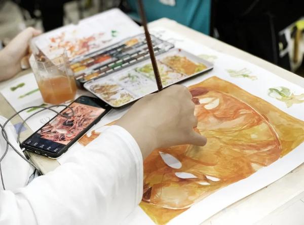 小澤畫室暑假班,美術生暑假班,畫室美術集訓