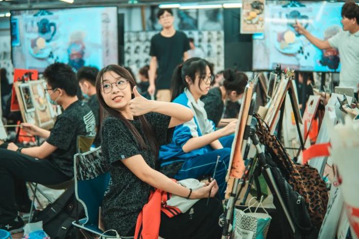 美术高考培训,广州画室