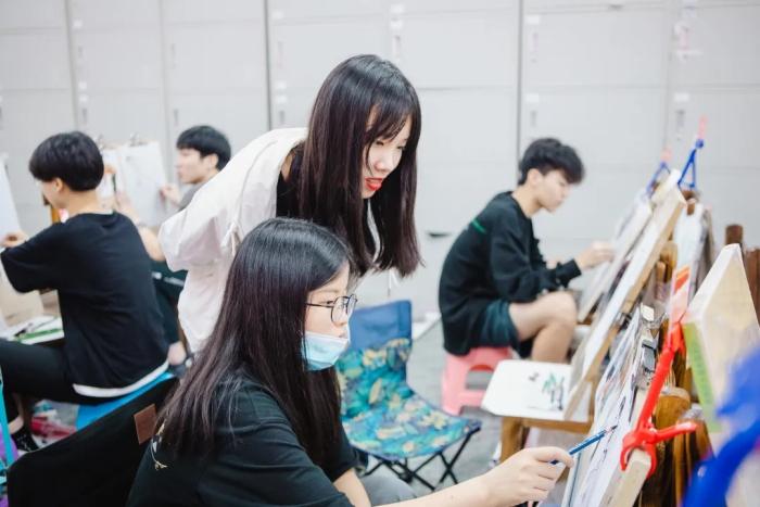 一尚画室,一尚美术教育