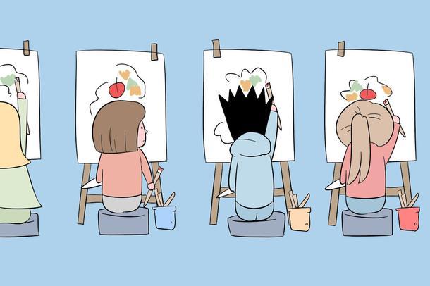 艺考生,美术艺考生,北京小泽画室