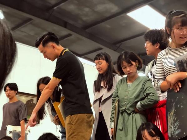 戏剧影视团,艺考美术生,美术高考培训